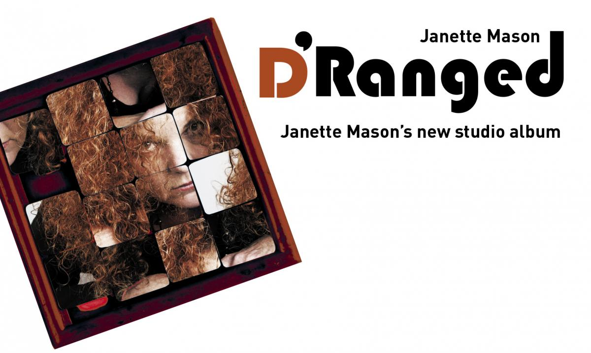 New CD From Janette Mason