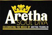 Flyer for Aretha Soul Diva