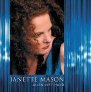 A picture of the album cover of Janette Mason's 'Alien Left Hand'