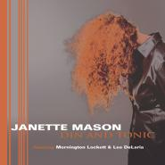 "Photo of the album (CD) cover for Janette mason's ""Din and Tonic"""